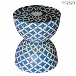 SS2523 (2) Suren Space Hand painted Hotel Resort Furniture Design